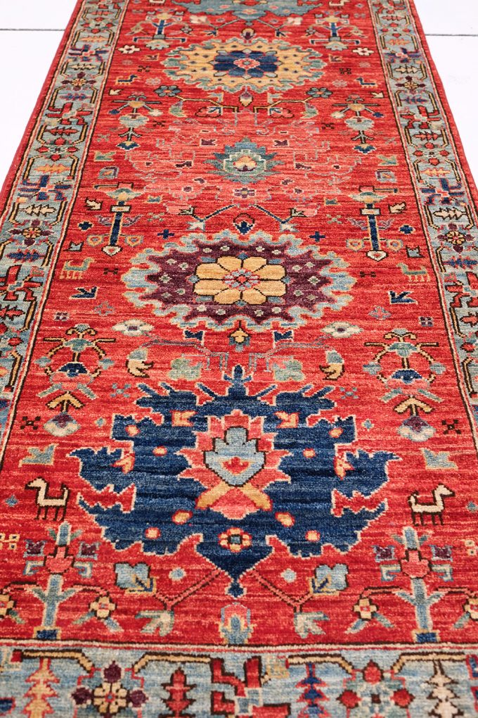 red-wool-traditional-style-rug-1