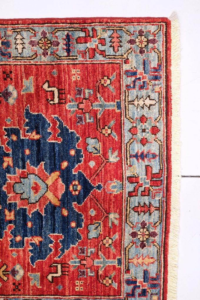red-blue-traditional-rug