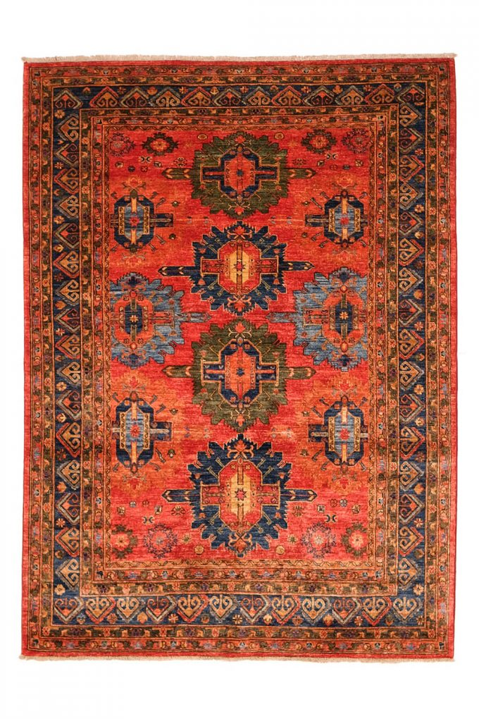"Traditional Rug 5' 8"" X 7' 11"""